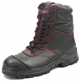 Herman winter safety boots S3