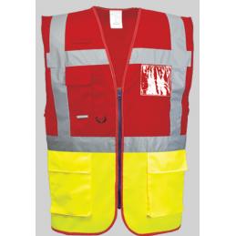 HI-VIS Paris Executive vest