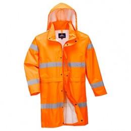 HI-VIS rain coat