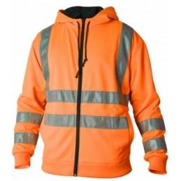Winslow HI-VIS hoodie with...