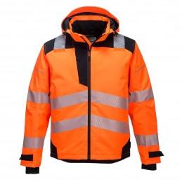 PW3 HI-VIS Extreme rain jacket