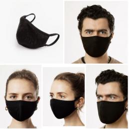 Antibakteriāla sejas maska