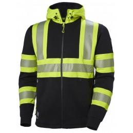 ICU HI-VIS hoodie (class 1)