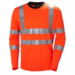 Addvis HI-VIS longsleeve shirt