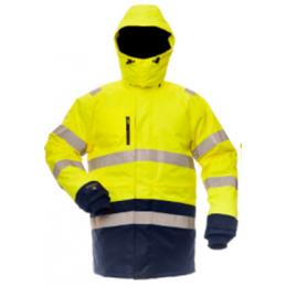 Montreal HI-VIS winter jacket
