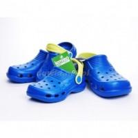 Gumijas kurpes un sandales
